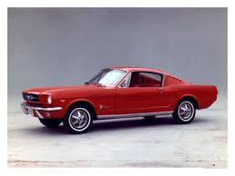 old mustang cars
