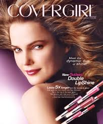 cover girl ads