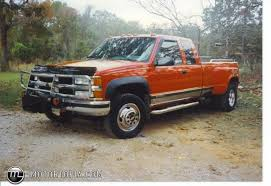 chevy 3500 dually
