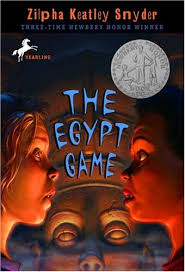 egypt game book
