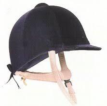 english riding hat