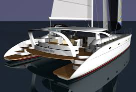 cruising catamaran