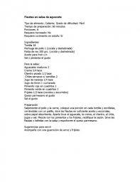 ingredientes de comida