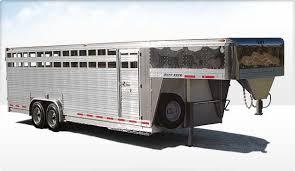live stock trailer
