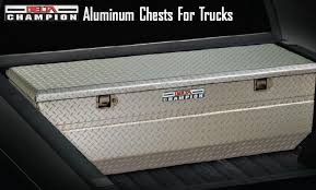 truck tool chests