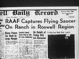 roswell ufo 1947