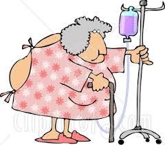 drip intravenous