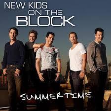 new kids on the block summertime cd