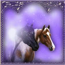 animated pictures of horses