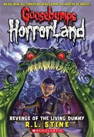 rl stine horrorland