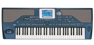 keyboard korg