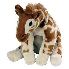 giraffe stuffed toy