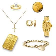 gold in jewelry