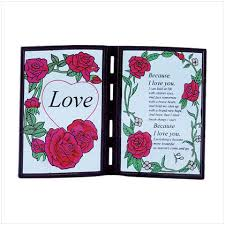 love plaques