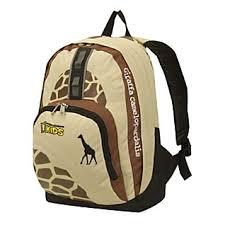 giraffe backpacks
