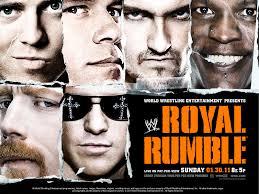 Wwe Royal Rumble 2011: Wwe