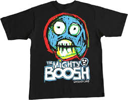mighty boosh tshirt