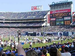 chargers football game