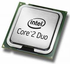 cpu core 2 duo