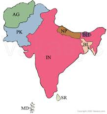 picture of south asia