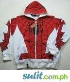 lrg spiderman hoodie