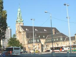 luxembourg gare