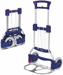 folding hand trolleys