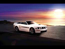 2009 ford mustang california special