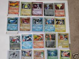 x pokemon cards