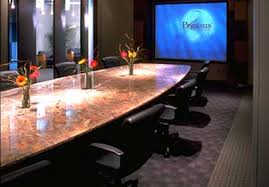 granite conference tables