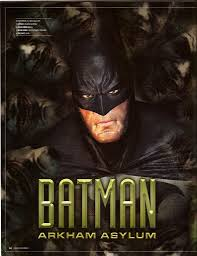 bat man game