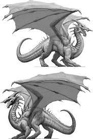 monster dragons