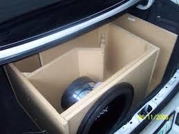 car audio boxes
