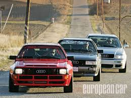 audi coupes