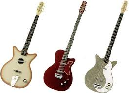 danelectro bass guitars