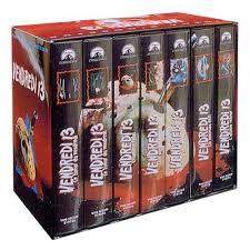friday the 13 box set