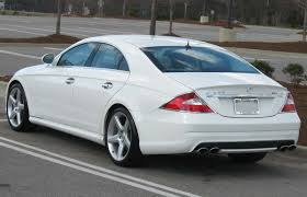 2006 cls 55 amg