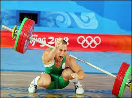 special olympics weightlifting