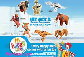mcdonalds toys 2009