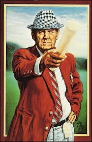 paul bear bryant pictures