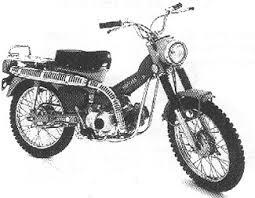 1969 honda trail 90