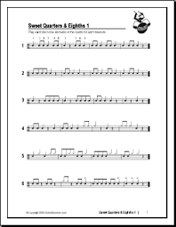 drum music sheets
