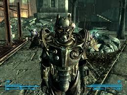 fallout 3 tesla power armor