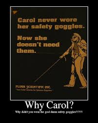carol safety goggles