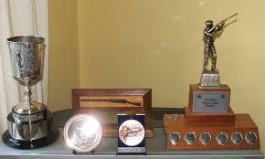 shooting trophies