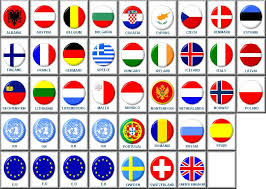flags buttons