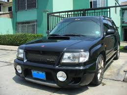 forester turbo
