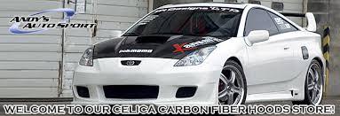 celica carbon fibre