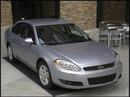 2006 chevy impala ltz