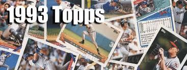 1993 topps